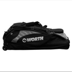Worth Softball Roller Bag